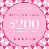 Look who has already earned their Q3 Fashion Fix Level 1!