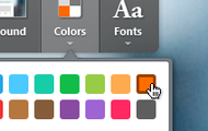 2. Colors