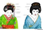 История возникновения канзаши