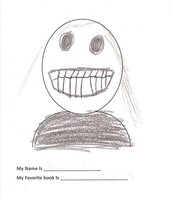 Maddie's self portrait and review of Howliday Inn