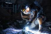 Astronaut Watney