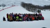 ski trip awesome!