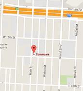 Commcare Missouri location