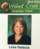 Mrs. Leisa Waldock