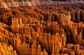 Mountians in Bryce Canyon