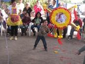 Piñata at the Big Day
