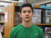 Kyler Stults, 8th grader