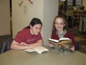 Bernadette Kearney, Certified School Librarian