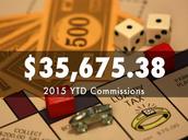 YTD Commissions