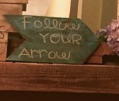 Small Follow your Arrow