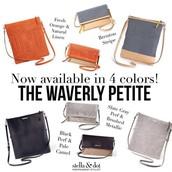 WAVERLY PETITE BAG $98