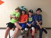 March of Dimes Hat Day