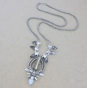 Eclipse Pendant Necklace
