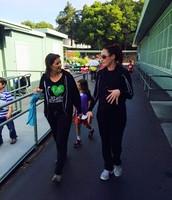 JM's Annual Walk A Thon was a huge success!