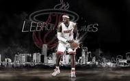 Lebron James is my favorite basketball player.