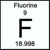 Flourine Periodic Card