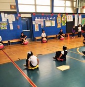 Learning Stations in PE