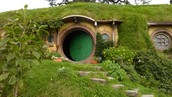 Middle Earth Hobbit Hole
