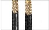 Lillth Fringe earrings