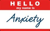 Anxiety history