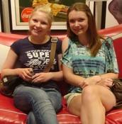 Isi (Germany) & Tanya (Ukraine)