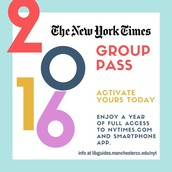 New York Times Full Online Access Available