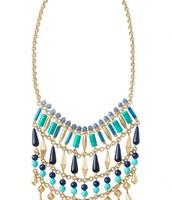 Malta Bib Necklace $48 (60% off)