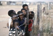 The Apartheid politically affected the Black South Africans.
