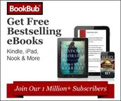 BookBub - Free/Cheap eBooks