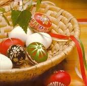 Traditions/  Sacraments Holidays