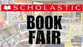 Scholastic Book Fair - coming in December!