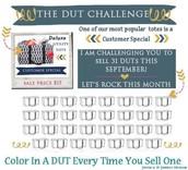 September D.U.T. Challenge