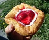 Desserts in Finland