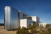 Mojave Desert, CA - 2300 sq ft.