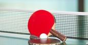 ציוד הטניס שולחן