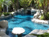 Our Amazing Pool