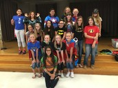 LVJHS Super Heroes