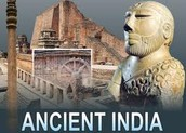 What geographical features are in India?