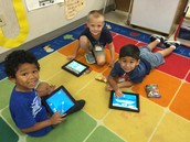 Oh, the iPads, our favorite!!