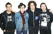 About Fall Out Boy