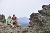 """Enjoying the """"top of the mountain"""" in Kirkwood, California"""