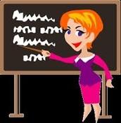 Teaching vocab words in Italian