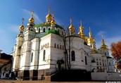 the Kiev-Pechersk Lavra (1)