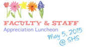 On Tuesday, May 5 Sparkman PTO will host lunch for the faculty and staff at Sparkman HS.