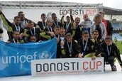 DONOSTI CUP - SAN SABASTION, SPAIN