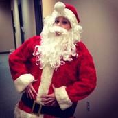 2014 Staff Santa