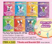 The Fairy Tale Faries Set