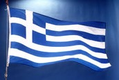Greece official flag