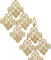 Chantilly Lace Earrings