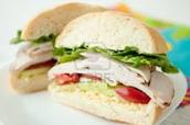 El sándwich delicioso